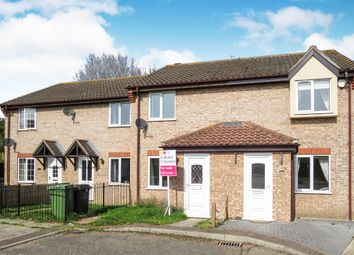 Thumbnail 2 bedroom terraced house for sale in Keeling Way, Attleborough