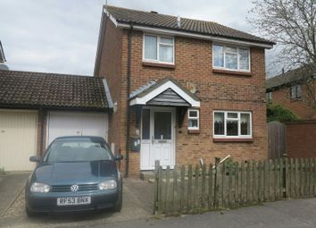 Thumbnail 3 bedroom detached house to rent in Ilfracombe Way, Lower Earley, Reading