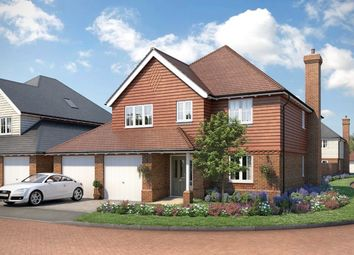 "Thumbnail 4 bed property for sale in ""The Fenland"" at Lenham Road, Headcorn, Ashford"