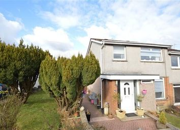 Thumbnail 3 bed semi-detached house for sale in Lednock Road, Stepps, Glasgow