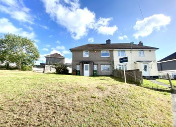 Thumbnail 3 bed semi-detached house for sale in Larkham Lane, Plympton, Plymouth