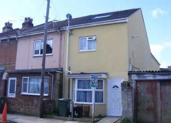 Thumbnail 3 bed maisonette to rent in Hudson Road, Southsea
