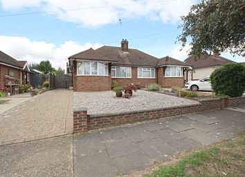 Thumbnail 2 bed bungalow to rent in Frensham Drive, Hitchin