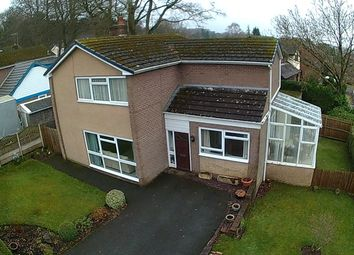 Thumbnail 4 bed detached house for sale in Tern Grove, Loggerheads
