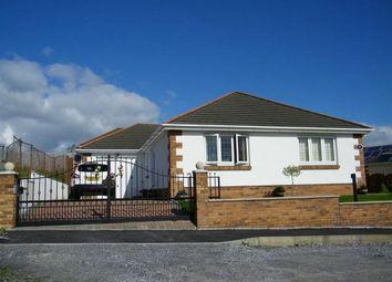 Thumbnail 3 bedroom detached bungalow for sale in Clos Nant-Y-Ci, Saron, Ammanford
