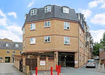 Thumbnail 1 bed flat for sale in Darwin Court Gravel Walk, Rochester, Kent