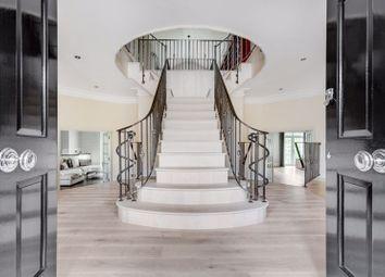 Kings Warren, Oxshott, Leatherhead KT22. 6 bed detached house for sale