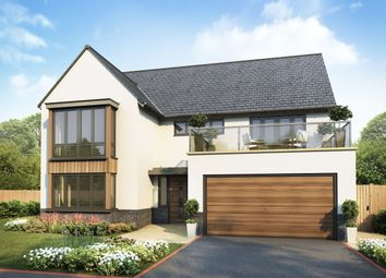 Thumbnail 4 bed detached house for sale in 4 The Coombe, Bristol Road, 1Le, Bristol