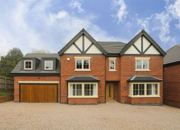 5 bed detached house for sale in Bullock Lane, Riddings, Alfreton DE55
