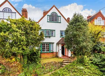 Thumbnail 5 bed semi-detached house for sale in St. Pauls Road West, Dorking, Surrey