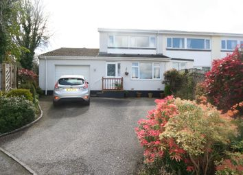 Thumbnail 3 bed property for sale in Trefusis Close, Truro
