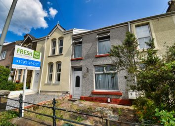 2 bed terraced house for sale in Vivian Road, Sketty, Swansea SA2