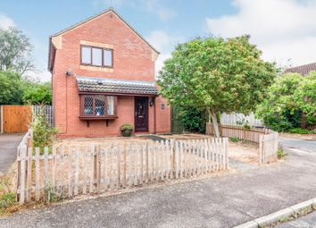 Thumbnail 3 bed detached house for sale in Yeomans Close, Bungay