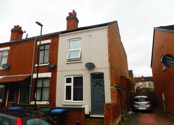 Thumbnail 3 bedroom end terrace house for sale in Chandos Street, Stoke, Coventry