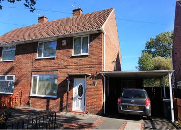 Thumbnail 3 bed semi-detached house for sale in Goathland Avenue, Newcastle Upon Tyne