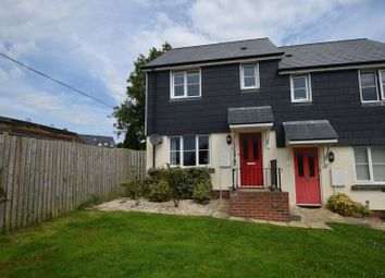Thumbnail 3 bed end terrace house for sale in Kit Hill View, Launceston