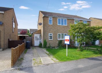 Thumbnail 3 bedroom semi-detached house to rent in Swinburne Place, Royal Wootton Bassett, Swindon