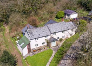 Thumbnail 4 bed detached house for sale in Ashreigney, Chulmleigh, Devon