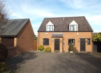 Thumbnail 2 bed semi-detached house for sale in Foxdown Close, Kidlington