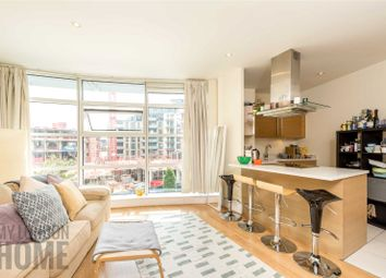 Thumbnail 1 bed flat for sale in Commodore House, Battersea Reach, London