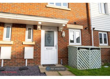 Thumbnail 3 bedroom terraced house to rent in Ingram Close, Larkfield, Aylesford
