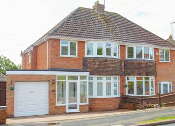 Thumbnail 3 bed semi-detached house for sale in Malvern Road, Headless Cross, Redditch, Worcs