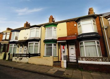 3 bed terraced house for sale in Wellesley Road, Middlesbrough, North Yorkshire TS4
