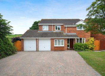 Thumbnail 5 bed detached house for sale in Pulpit Walk, Exeter, Devon