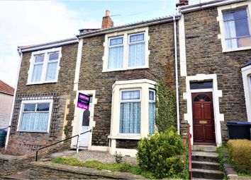 Thumbnail 3 bed terraced house for sale in Thicket Road, Fishponds