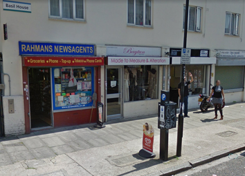 Thumbnail Retail premises to let in Shadwell, London