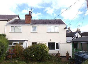 Thumbnail 3 bed semi-detached house for sale in Ffordd Y Llan, Treuddyn, Mold, Flintshire