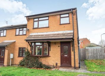 Thumbnail 3 bed semi-detached house for sale in Lime Avenue, Leicester
