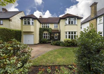 Thumbnail 5 bed detached house for sale in West Way, Pinner