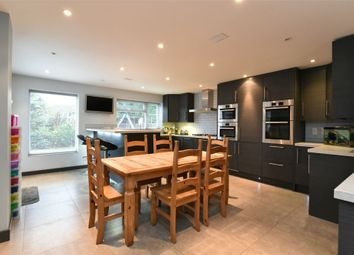 Thumbnail 5 bedroom semi-detached house for sale in Hatherleigh Gardens, Potters Bar, Hertfordshire