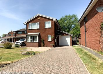 Thumbnail 4 bed detached house for sale in Constance Avenue, Stoke-On-Trent