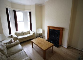 Thumbnail 3 bed terraced house to rent in North Road, Cathays, Cardiff