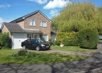 Thumbnail 3 bedroom detached house for sale in Knox Green, Binfield