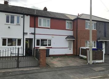 3 bed terraced house for sale in Golborne Avenue, Withington, Manchester, Greater Manchester M20