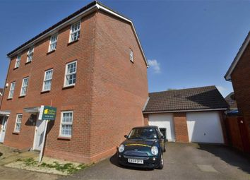 Thumbnail 3 bed semi-detached house to rent in Cleveland Way, Great Ashby, Stevenage, Herts