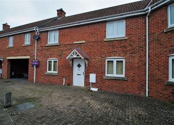 Thumbnail 3 bed end terrace house for sale in Careys Way, Weston Village, Weston-Super-Mare