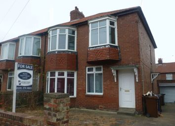 Thumbnail 2 bed flat to rent in Greywood Avenue, Fenham, Newcastle Upon Tyne