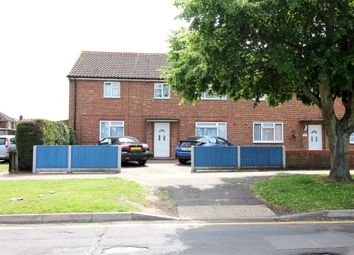 Thumbnail 2 bed maisonette for sale in Paxman Avenue, Colchester