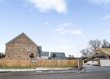 Thumbnail 4 bedroom detached bungalow for sale in Maidstone Road, Blue Bell Hill, Chatham