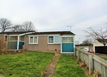 Thumbnail 1 bed bungalow to rent in Chalgrove Walk, Leicester