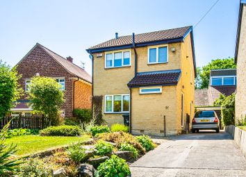 Thumbnail 3 bed detached house for sale in Greystones Road, Sheffield
