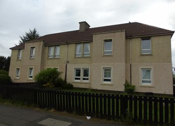 Thumbnail 3 bed flat for sale in Queens Crescent, Chapelhall, Airdrie