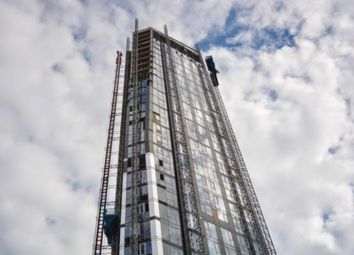 Thumbnail 1 bedroom flat for sale in Sky View Tower, Stratford, London, London