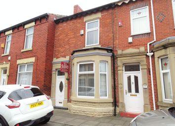 Thumbnail 2 bed terraced house for sale in Waverley Road, Ribbleton, Preston