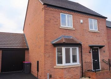 Thumbnail 4 bedroom detached house for sale in Lineton Close, Telford