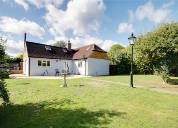 Thumbnail 3 bedroom detached bungalow to rent in Stroude Road, Egham, Surrey